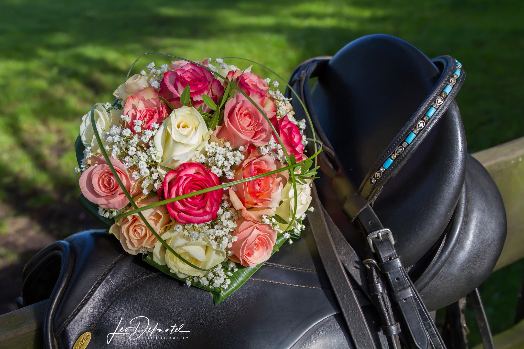 Bruidsboeket, Boeket, Bloemen, Bruidsreportage, Fotografie